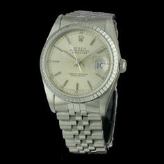 ROLEX - Oyster Perpetual Datejust, cresus montres de luxe d'occasion, http://www.cresus.fr/montres/montre-occasion-rolex-oyster_perpetual_datejust,r2,p23484.html