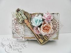 SweetStamps Challenge 5/21/13 Anything Goes using a SweetCut Die OR a Cheery Lynn Die ; DT Denetra