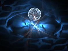 The Birth of an Orb by mario837.deviantart.com on @deviantART