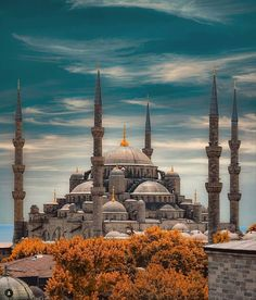 Vacation Places, Places To Travel, Mekka Islam, Blue Mosque Istanbul, Turkey Destinations, Travel Destinations, Mosque Architecture, Architecture Design, Image New