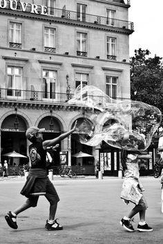 Parigi - touché