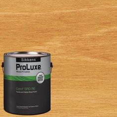 Varnishes And Stains 84059: Sikkens Proluxe 1 Gal Natural Oak Cetol Srd Re  Exterior Wood