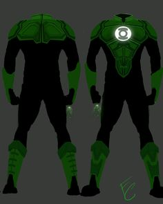 Green Lantern redesign - Startpage Picture Search