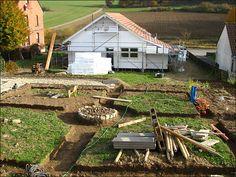 Foto: Bauerngarten im November 2011