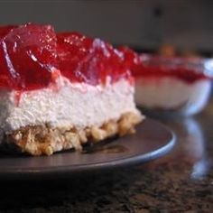 Strawberry Pretzel Salad Allrecipes.com