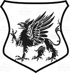 Gryphon coat of arms collection