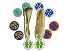 Personalized Shoe Clip | Monograms Markings and More