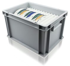 Fed up with transporting and storing delicate and expensive plates? Caterbox has the soulition! Our NEW range of storage boxes with cut to measure plate ...  sc 1 st  Pinterest & 13 best Plate Storage Boxes images on Pinterest | Plate storage ...