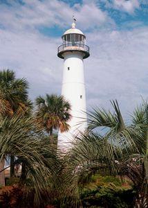 Biloxi Lighthouse, Biloxi, Mississippi