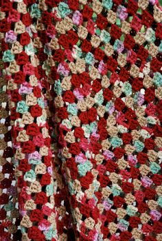 rectangle crochet afghan