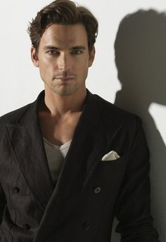 Matthew Bomer rumoured to be in the running to play Christian Grey in 50 Shades of Grey. Approve.