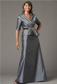 Plus-Size Mother-of-the-Bride Dresses @ Elegant Plus