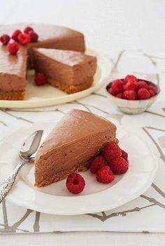 Tortas faciles y caseras: Torta mousse de chocolate