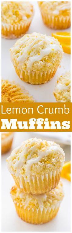 Köstliche Desserts, Lemon Desserts, Lemon Recipes, Baking Recipes, Delicious Desserts, Dessert Recipes, Yummy Food, Kitchen Recipes, Cupcakes