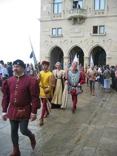 San Marino. XV Secolo