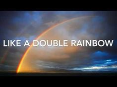 Image result for most beautiful double rainbows