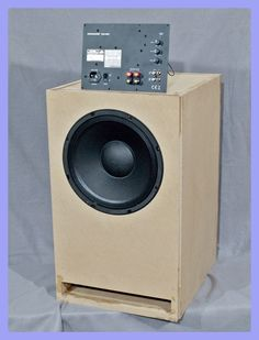 Party Box, Acoustic Design, Subwoofer Box, Diy Speakers, Home Appliances, Rock, Klipsch Speakers, Speaker Plans, Crafting