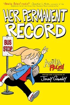 Her Permanent Record by Jimmy Gownley
