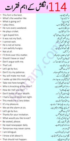 Speak English Fluently, English Sentences, English Vocabulary Words, English Speaking Practice, Learn English Words, Better English, Improve English, Give It To Me, Let It Be
