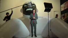 Graphic Designer Stefan Sagmeister presents at the Deitch Gallery. Stefan Sagmeister, Documentaries, Design Inspiration, Nyc, Graphic Design, Artist, Presents, Gallery, Brain