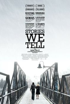 Stories we tell de Sarah Polley (2012) // Sortie le 27.03.13