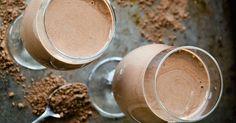Božské čokoládové smoothie plné zdraví