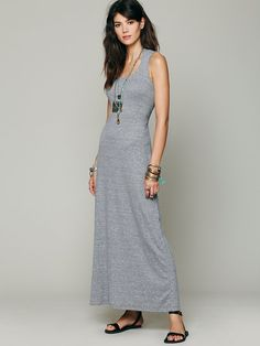 Free People Solid Maya Maxi at Free People Clothing Boutique