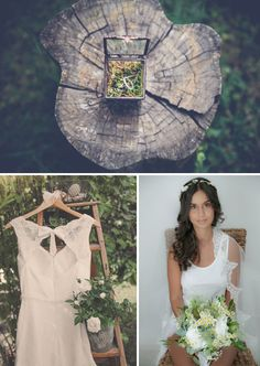 Adeline + Fabien   Mariages Cools Mariage   Queen For A Day - Blog mariage