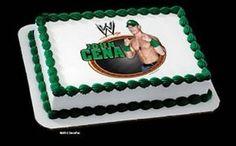 wwe cake john cena - Google Search