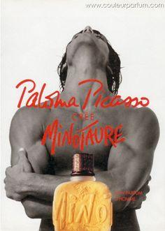 Paloma Picasso Minotaure