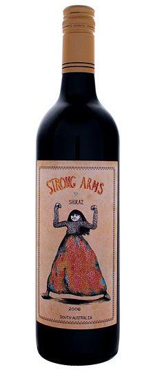 2006 Strong Arms (R Wines) Shiraz South Australia