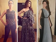 Ileana D'cruz has been surprising us this entire week with some fun and edgy looks while promoting her upcoming flick Happy Ending. Have a look as the girl-next-door turned fashionista and be sure to tell us in the comments below which looks you loved best. Image courtesy: BCCL, Instagram Don't Miss! Which of These 5 Deepika Padukone Looks Do You Love?