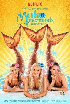 Mako Mermaids poster, t-shirt, mouse pad Mermaid Poster, Fin Fun Mermaid, The Little Mermaid, H2o Mermaids, Real Life Mermaids, Mako Mermaids Tails, Summer Camp Island, Mermaid Movies, Drawing Tutorials