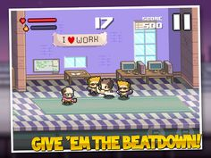 Beatdown Your Co-Workers| Today's iPad Game