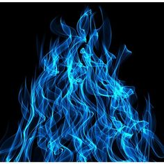 Blue Flames Of Fire ❤ liked on Polyvore featuring backgrounds, blue, filler, images and pictures