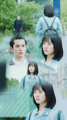 I remember this scene. Ugggghhh the feels A Love So Beautiful, Cute Love, Beautiful Pictures, Meteor Garden Cast, Meteor Garden 2018, Kdrama, K Pop, F4 Boys Over Flowers, Shan Cai