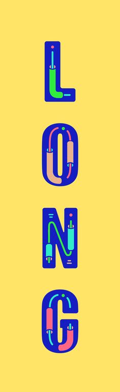 Happy Long Life by Diego Morales, via Behance