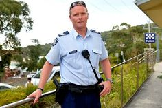 """Here we see a photo of an Australian Police Officer.  Police Officers may have what we see the """"duty to care"""".  That is, they are obliged to serve the public and put themselves in harms way to protect them.  This article tells the story of the officer rescuing a young boy and attempting to rescue the boys father.  What is interesting is how several people with the leadership of the officer also provided help and if not for the courageousness of the officer and citizens the boy may have died."""