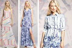 osochic.com - Peter Som for Kohl's Collection - April 10 Release Date - Maxi Dresses Shirt Dress