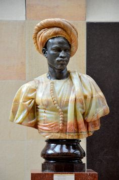 Soudan, Art Afro, Statues, Herve, Bronze, Illustrators, Paris, Museum, Carving