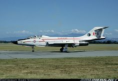 McDonnell CF-101B Voodoo aircraft picture