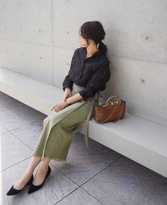 春服コーデ【2020年】絶対おさえるべき「トレンド」が、わかる!|MINE(マイン)