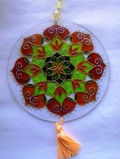 Mandala da Calma Www.Capembas.com.br/catalogo/