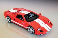 Childhood Redeemed: Lego artist creates jaw-dropping four-wheeled creations