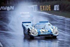 R.Attwood / H.Herrmann - Salzburg Porsche 917k - B.Hatch 1000km - 1970 theracing