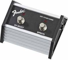 """Fender FM65DSP and Super-Champ XD Footswitch by Fender. $17.39. The Fender Champ Footswitch Pedal is a sleek, Fender-style, 2-button footswitch for the Fender Super Champ XD and X2 guitar amps. The Fender Champ Footswitch Pedal supports channel switching and effects on/off, connectig to your amp via a 1/4"""" jack. When you want to take full-on control of your Fender Super Champ XD or X2, you need the Fender Champ Footswitch Pedal!. Save 30% Off!"""