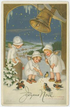 Image ID: 1586910 #1 Joyeux Noël.  Mid-Manhattan Library / Picture Collection