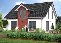 Mit unserem #Satteldachhaus wünschen wir allen einen guten Start in die neue Woche! Mehr Infos zu unteren #Massivhäusern gibt es unter: www.herwig-haus.de