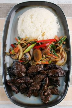 Beef Teppenyaki made simple to create this classic Japanese dish in your own home. Serve with Minute White Rice.