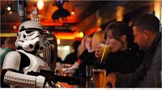 For Lucasfilm, the force was too strong in the name of Empire Brewing Co.'s 'Strike Bock' beer.